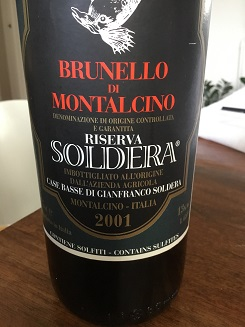 Brunello vs. CdP 2017